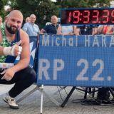 Rekord Polski Michała Haratyka! 22.32 w Warszawie